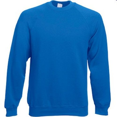 Raglan-Sweatshirt-Fruit-of-the-Loom-Pullover-S-XXL